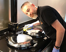 Oven Cleaning Technician