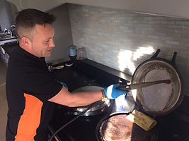 Aga cleaning service