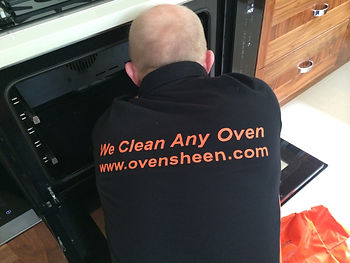 oven cleaning jobs