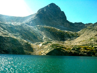 Pilgrimage to Blue Lake