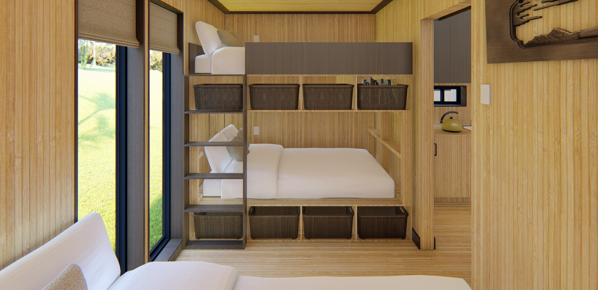 Possible Bunk Configurations