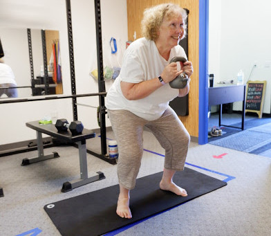 10 EXERCISE TIPS FOR PEOPLE 40 & OVER