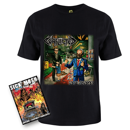 SICK MOSH - Pack Polera + DVD