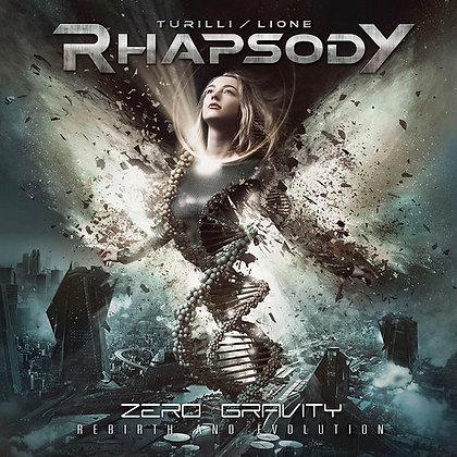 TURILLI/LIONE RHAPSODY - Zero Gravity (Rebirth and Evolution)
