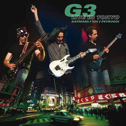 SATRIANI/VAI/PETRUCCI - G3 Live in Tokio