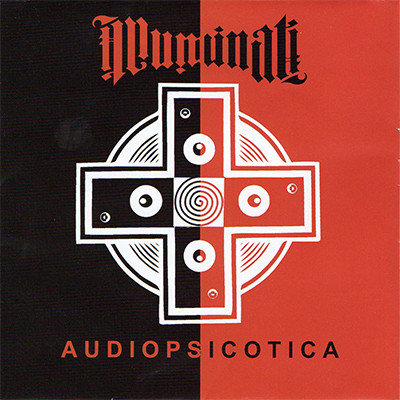 CD chilean metal band AUDIOPSICOTICA Illuminati