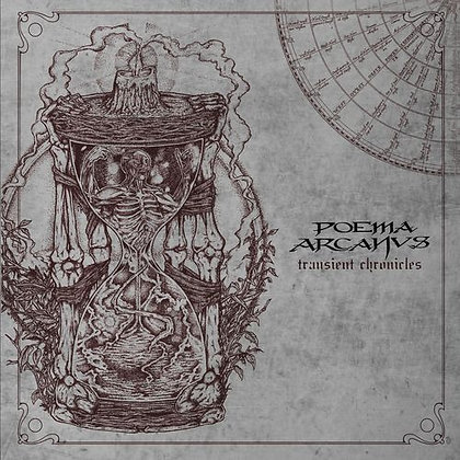 CD chilean metal band POEMA ARCANVS Transient Chronicles