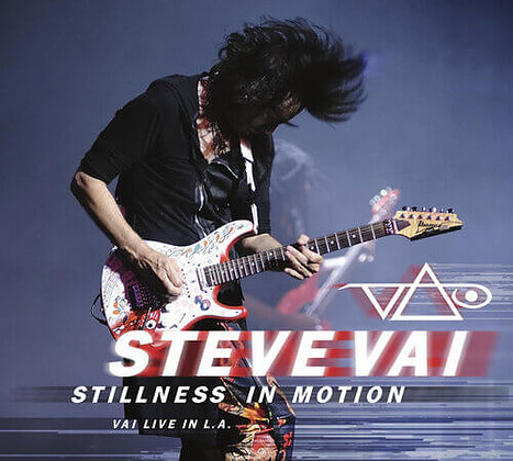 STEVE VAI - Stillness in Motion