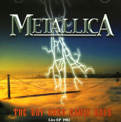 METALLICA - Bay Area Early Days