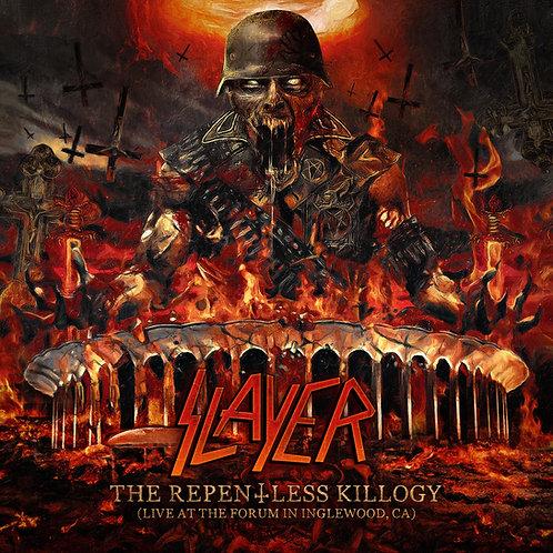SLAYER  The Repentless Killogy 2CD DIGI