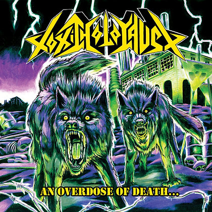 TOXIC HOLOCAUST - An Overdose of Death