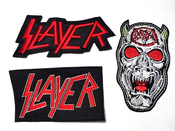 SLAYER - Parches