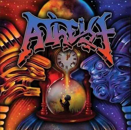 ATHEIST - Unquestionable Presence: Live at Wacken