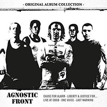 AGNOSTIC FRONT - Original Album Collection