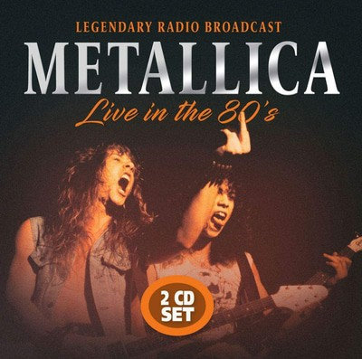 METALLICA - Live in the 80's & 90's