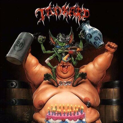 TANKARD - B-Day 20th Anniversary Album