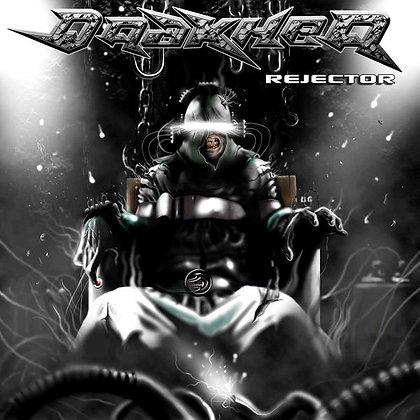 CD chilean metal band DRAKHER Rejector
