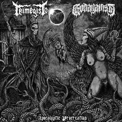 TRIMEGISTO/GODAGAINST - Apocalyptic Procreation