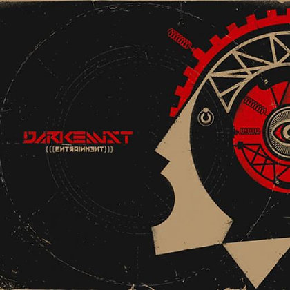 CD chilean metal band DARKEMIST Entrainment