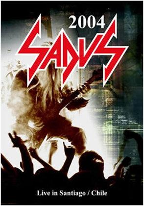 SADUS - Live in Santiago, Chile