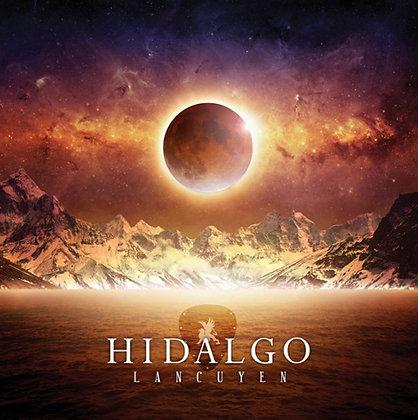 CD chilean metal band HIDALGO Lancuyen