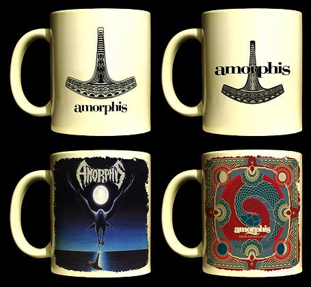 AMORPHIS - Tazones
