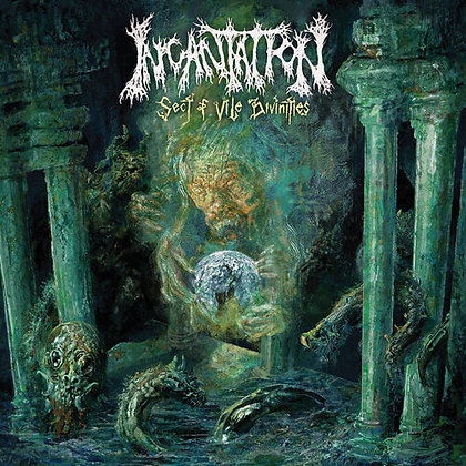 INCANTATION - Sect of Vile Divinities