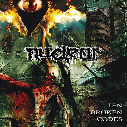NUCLEAR - Ten Broken Codes Limited Edition