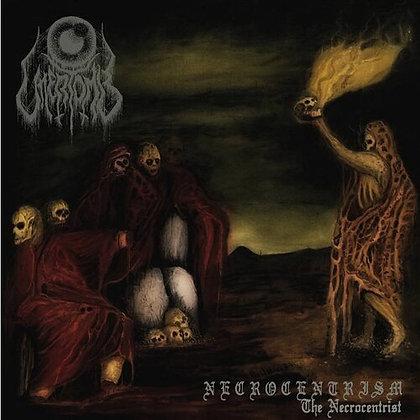 UTTERTOMB - Necrocentrism The Necrocentrist