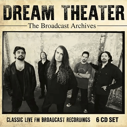 DREAM THEATER - The Broadcast Archives