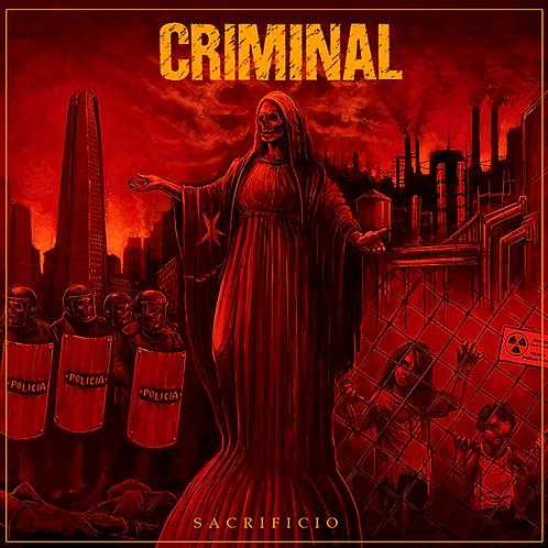 CRIMINAL Sacrificio CD