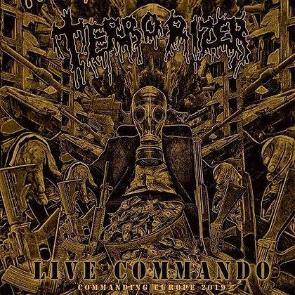 TERRORIZER - Live Commando Commanding Europe 2019