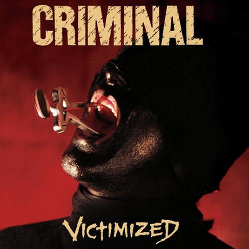 CRIMINAL Victimized CD DIGI
