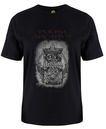 black shirt polera negra POEMA ARCANVS Transient Chronicles