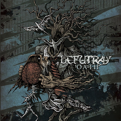 CD chilean band LEFUTRAY Oath