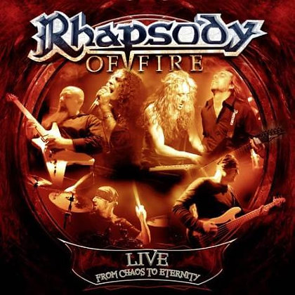 RHAPSODY OF FIRE - From Chaos to Eternity Live