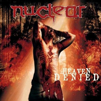 CD chilean band NUCLEAR Heaven Denied