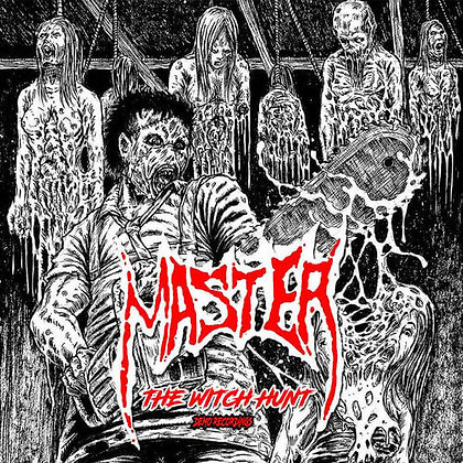MASTER - The Witch Hunt Demo Recordings