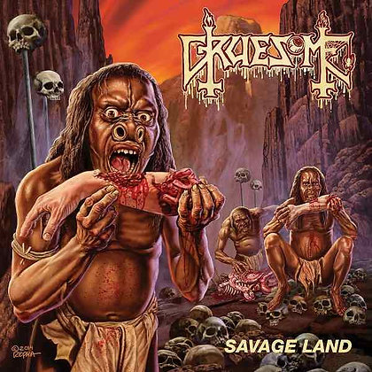 GRUESOME - Savage Land