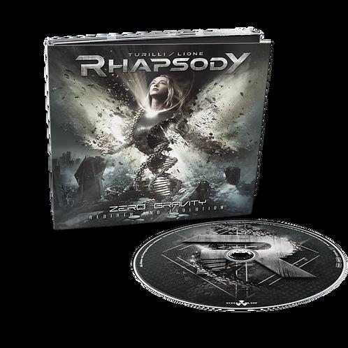 RHAPSODY, TURILLI/LIONE - Zero Gravity (Rebirth and Evolution)