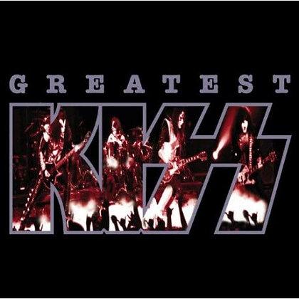 KISS - Greatest Kiss