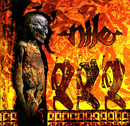 NILE - Amongst the Catacombs of Nephren-Ka