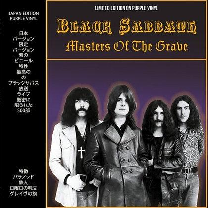 BLACK SABBATH - Masters of the Grave