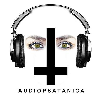 CD chilean metal band AUDIOPSICOTICA Audiopsatanica