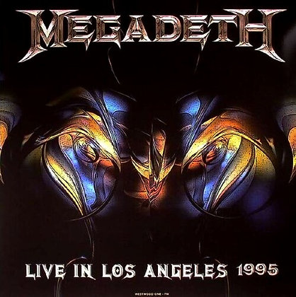 MEGADETH - Live in Los Angeles 1995