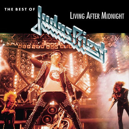 JUDAS PRIEST - The Best Of: Living After Midnight