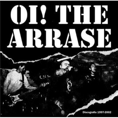 OI THE ARRASE - Discografía 1996/2002