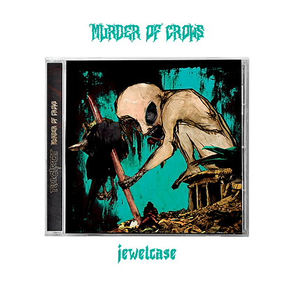 NUCLEAR - Murder of Crows CD