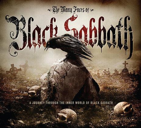 BLACK SABBATH - The Many Faces of Black Sabbath
