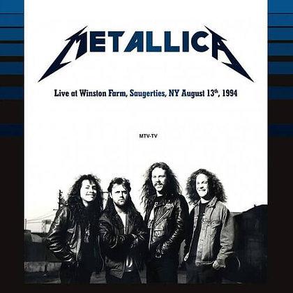 METALLICA - Live at Winston Farm 1994